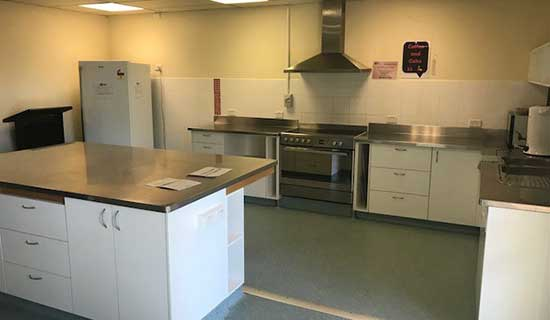 Yarramundi Centre Kitchen 2