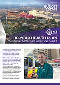 Cover artwork for Health 10 year plan