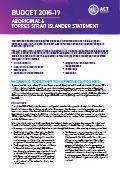 Aboriginal and Torres Strait Islander Statement thumbnail