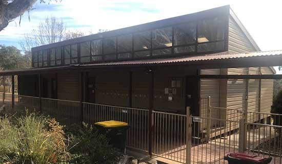 Tharwa Community Room exterior 1