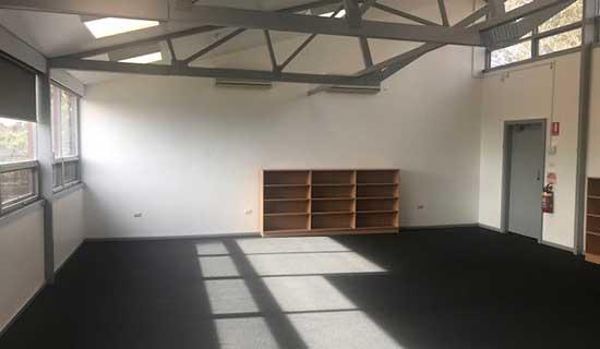 Tharwa Community Room interior